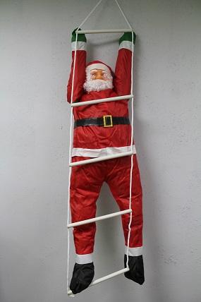 Фасадный Дед Мороз 120 см, AM-818