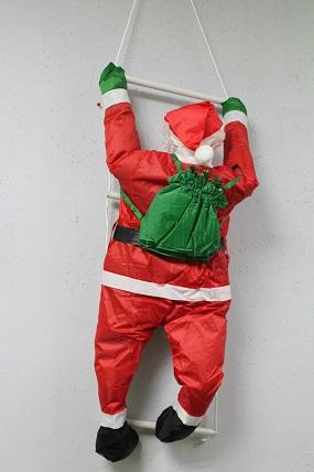 Фасадный Дед Мороз 90 см, AM-817