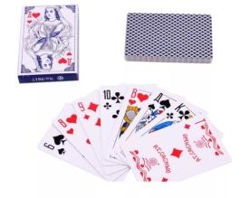Карты игральные 36 карт. с пластик. покрытием.