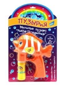 Мыльные пузыри - игрушка Р-34/0311