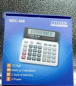 "Калькулятор ""CITIZEN"" SDC-368"