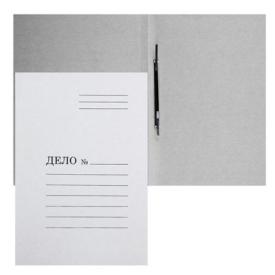 Папка - скоросшиватель  карт. мелов.