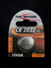 """Батарейки  """"Ansmann""""  щелочные CR-2032"""