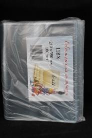 Обложка для тетрадей ПВХ 210*350 мм А-221 100 шт