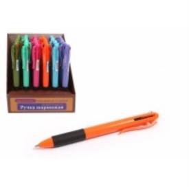 Автоматическая 3- х цв. шариковая ручка ASMAR