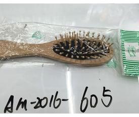 Расческа дерев. бол. АМ-2016-605