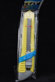 Нож канцелярский  TZ-802 АМ-2018-282