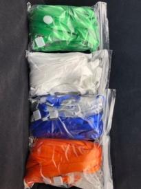 Шнурок для бейджа  (20 в пакетике, 100 шт в упак)АМ-31-64