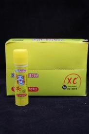 Клей карандаш 9 гр. XC-8009/АМ-32-1  1/24