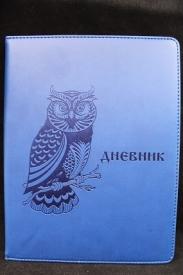 """Дневник школьный """"СОВА""""  АМ-3-2/YL-PM-143"""