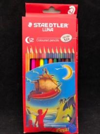 Карандаши  цветные STAEDTLER 12 цв АМ-104