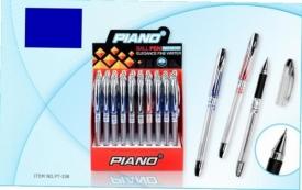 Ручка шариковая  на масляной основе Piano АМ-146/РТ--165