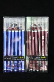 Ручка гелевая  0.5mm  GP-1016  АМ-2018-119