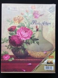 """Фотоальбом """"Цветы в вазе"""" АМ-2-9   6182"""