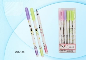 "Гелевая ручка ""Пиши-стирай"" 0,5мм CQ-108/AM-2018-131"
