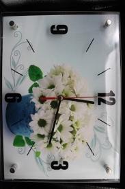 Картинка с часами (25*35см)  17-1
