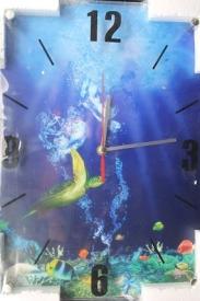 Картинка с часами (29*39см)  18-1