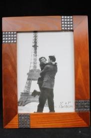 Рамка для фото (13*18см деревянная)