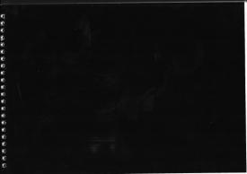 """TМ""""Profit""""Альбом для рисования А4 20л. ЧЕРНЫЙ (20-7765) гребень, блок офсет, обл. диз. картон"""