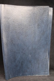 Обложка для классного журнала ПВХ непрозр,красн,синяя,300 мкм, 310*440 мм