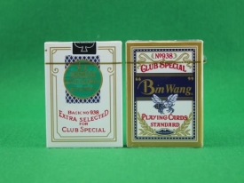 """Карты игральные пластик """"Пчела Bin Wang №938"""""""