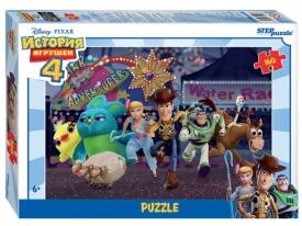 """Пазлы  """"Step- puzzle"""" 160 дет.""""История игрушек -4 """"DISNEY/Pixar"""""""